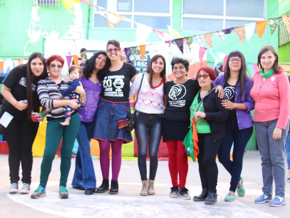Festejando los 20 años de FM Tinkunaco