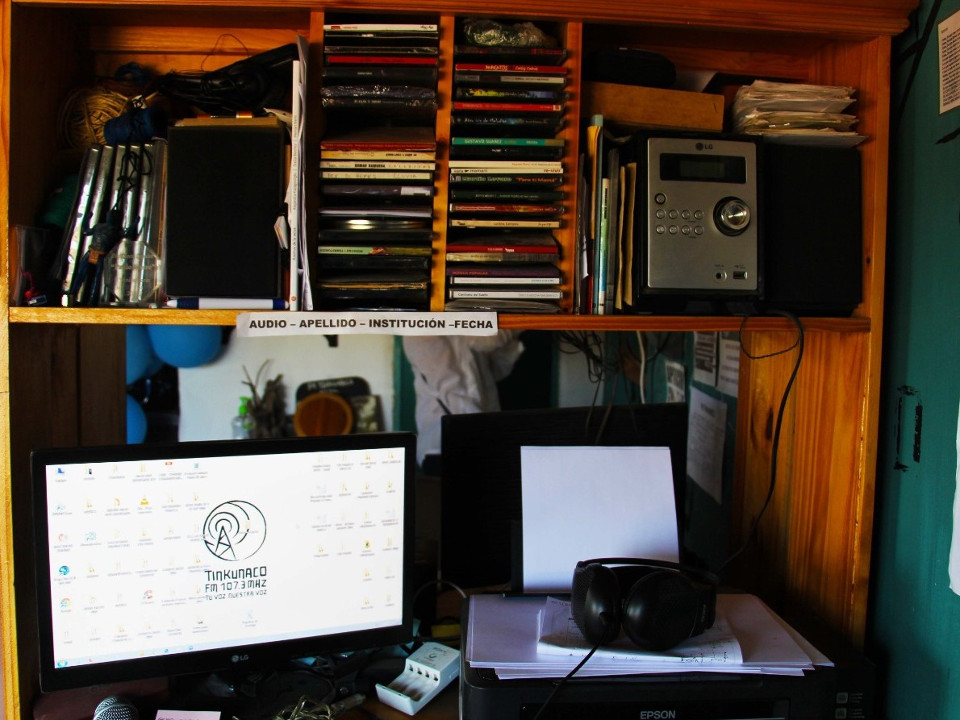 FM Tinkunaco 107.3