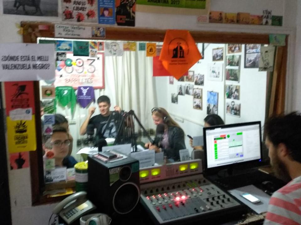 Radio Barriletes FM 89.3