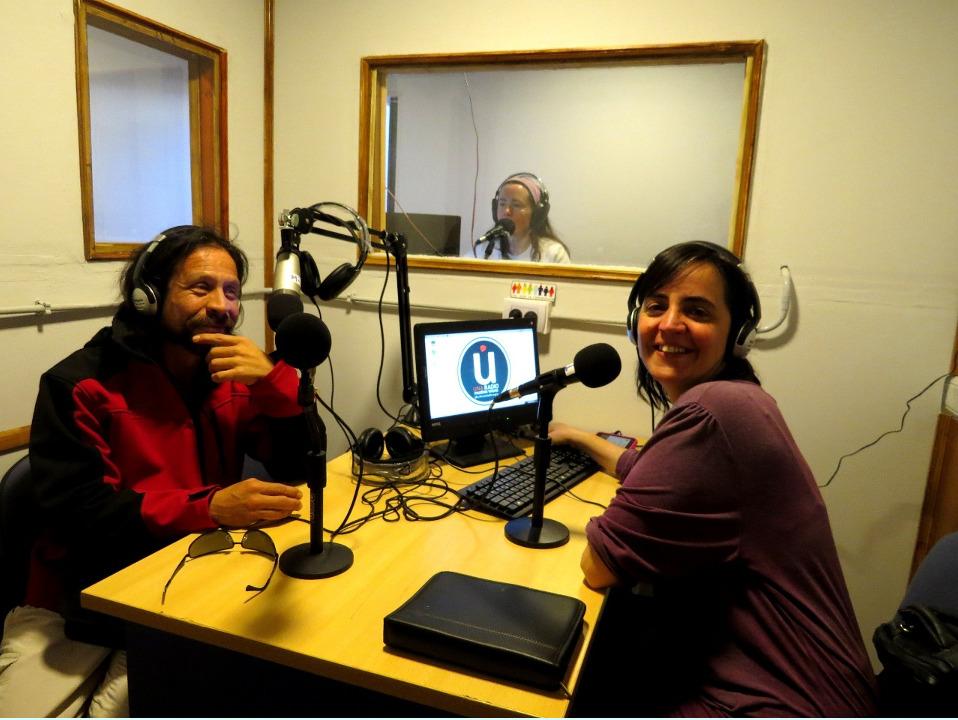 Estudios Una radio Muchas voces