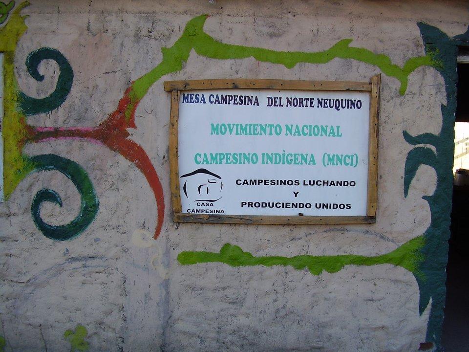 Cartel Mesa Campesina
