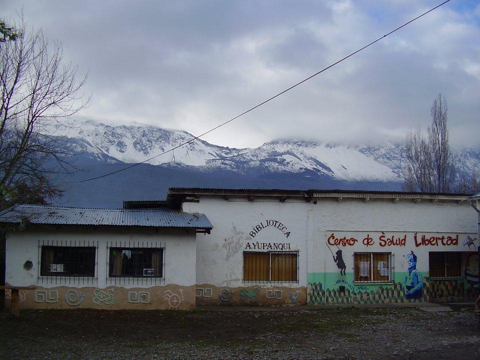 Biblioteca Atahualpa Ayupanqui