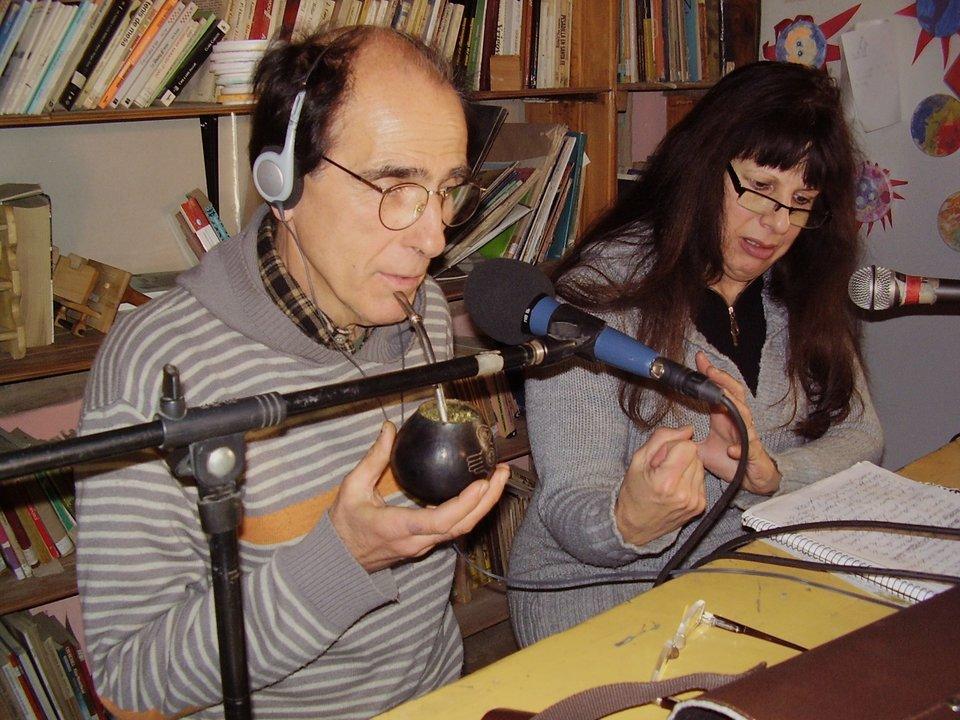 Miguel Ángel Di Marco y Griselda Lastra