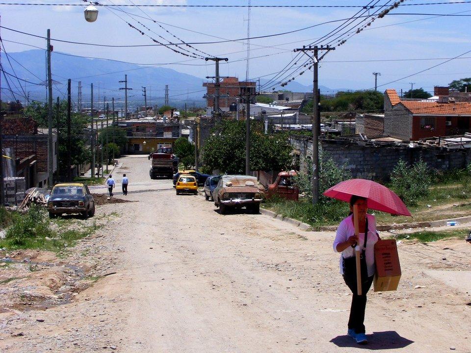 Barrio Cerro Las Rosas