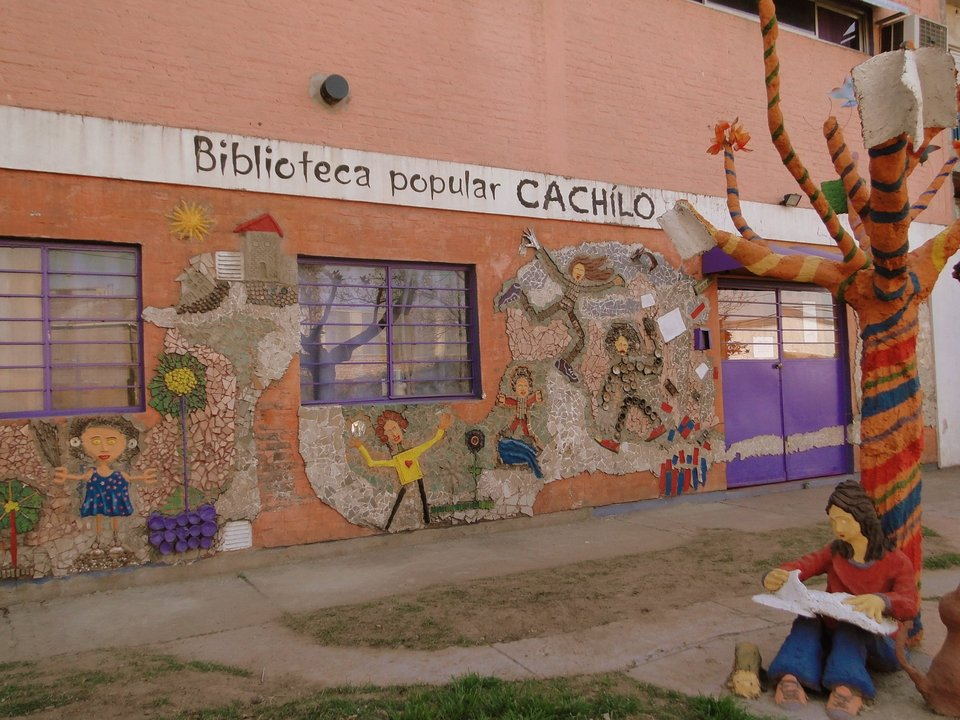Biblioteca Popular Cachilo