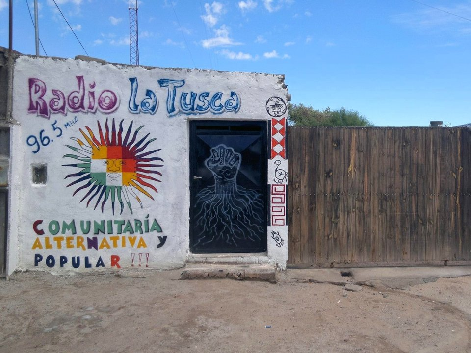 La Tusca FM 96.5