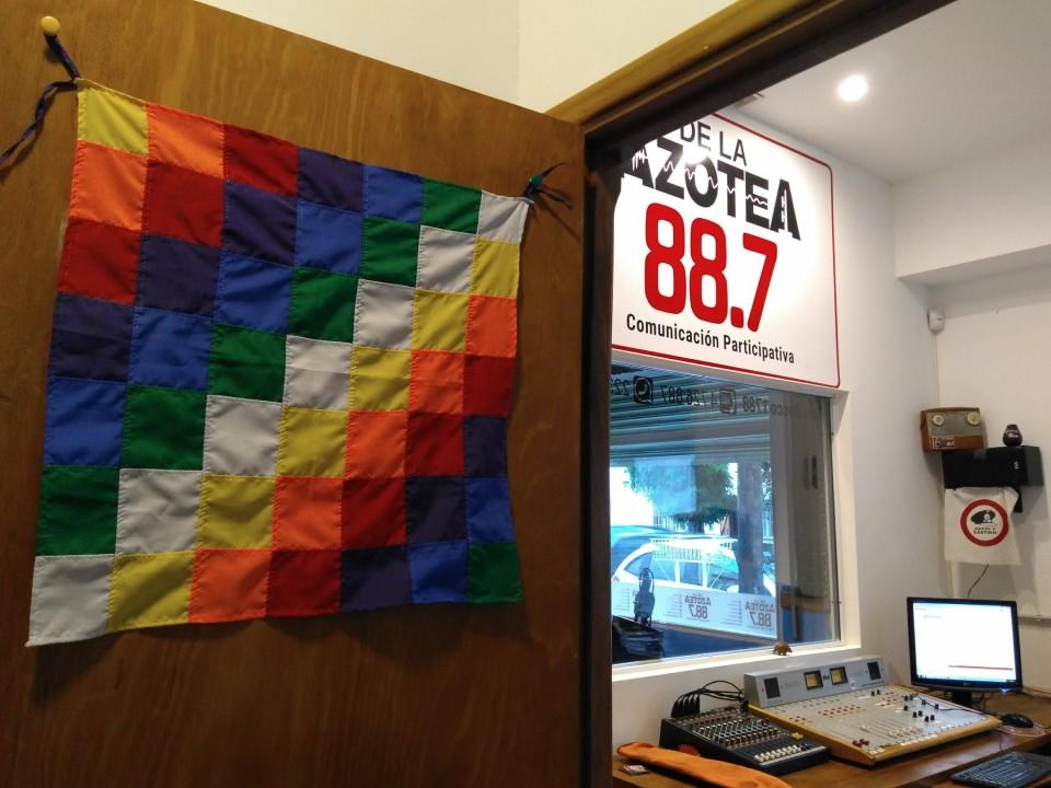Estudios de FM De la Azotea
