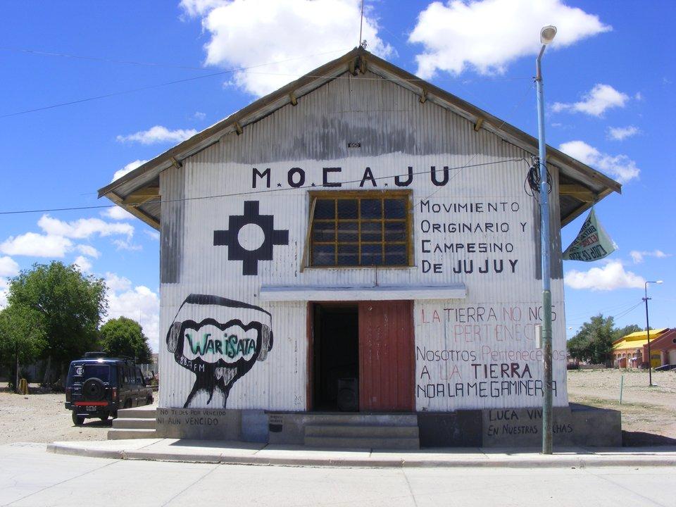 Galpon del Mocaju