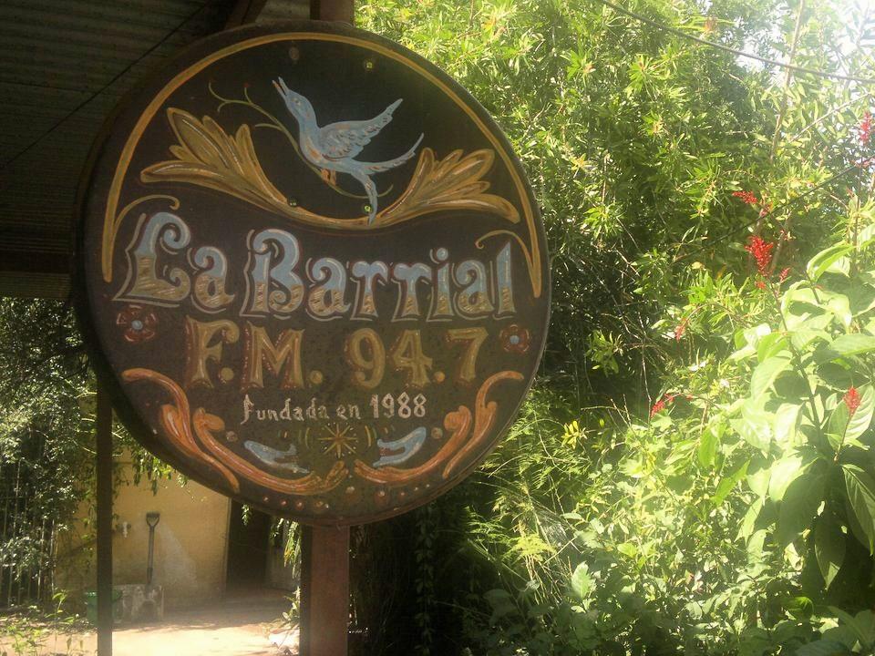 La Barrial FM 94.7