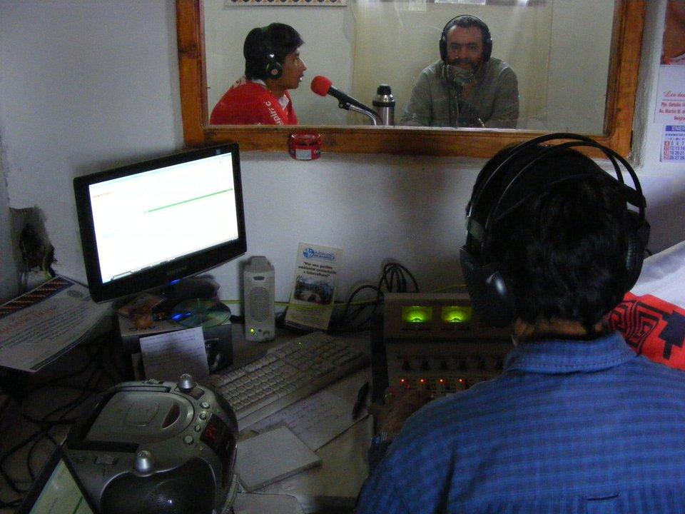 En la tarde la radio vuelve al aire del Valle de Luracatao