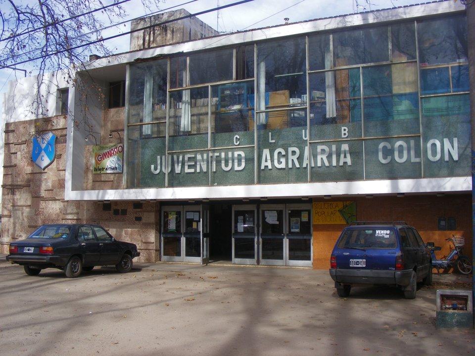 Club Juventud Agraria Colón
