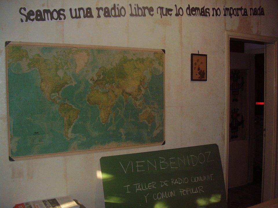 Una radio libre