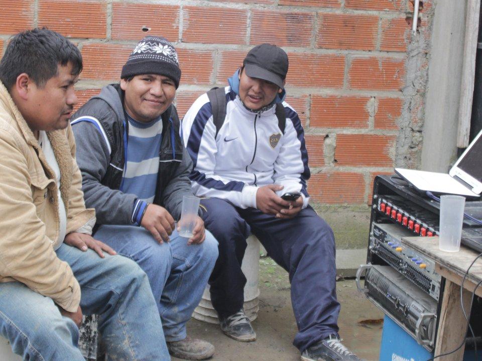 Radio Integración Boliviana FM 88.5