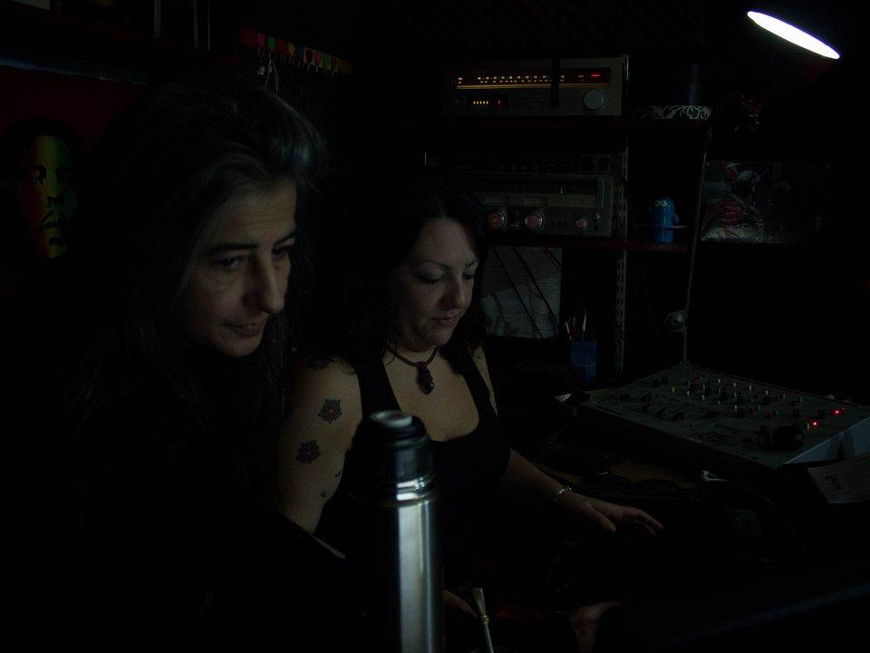 Karin Ganso y Sabrina Cirone