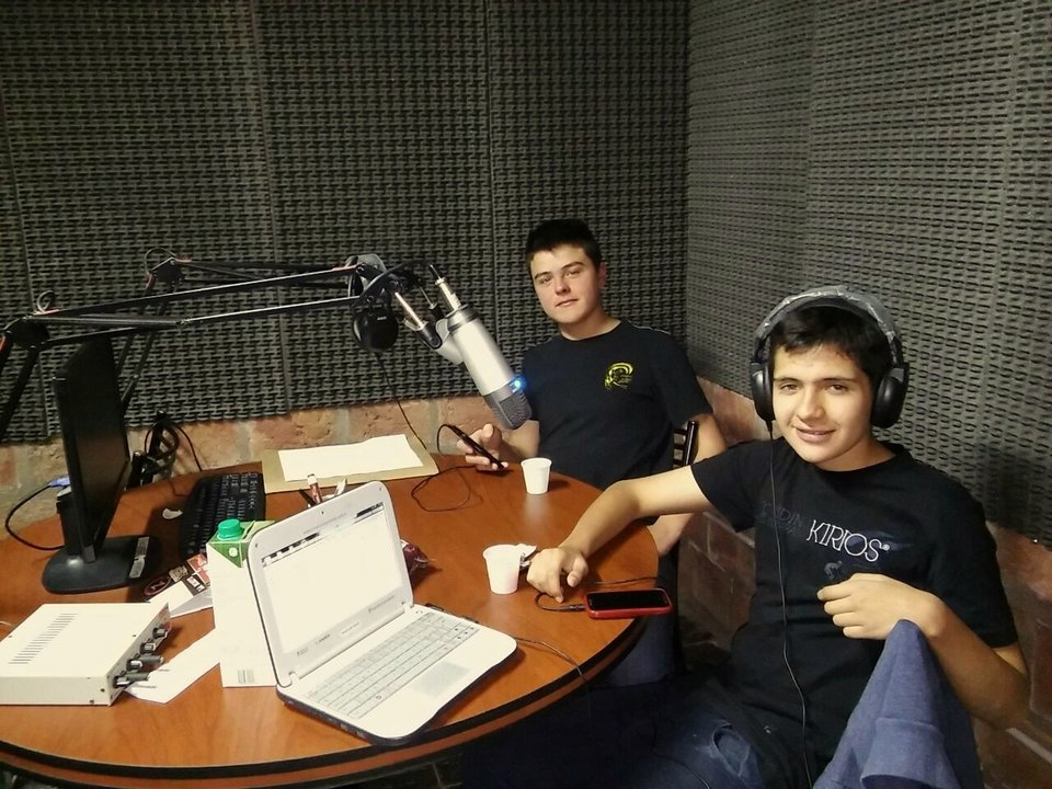 Mariano y Martín conducen Que sea rock