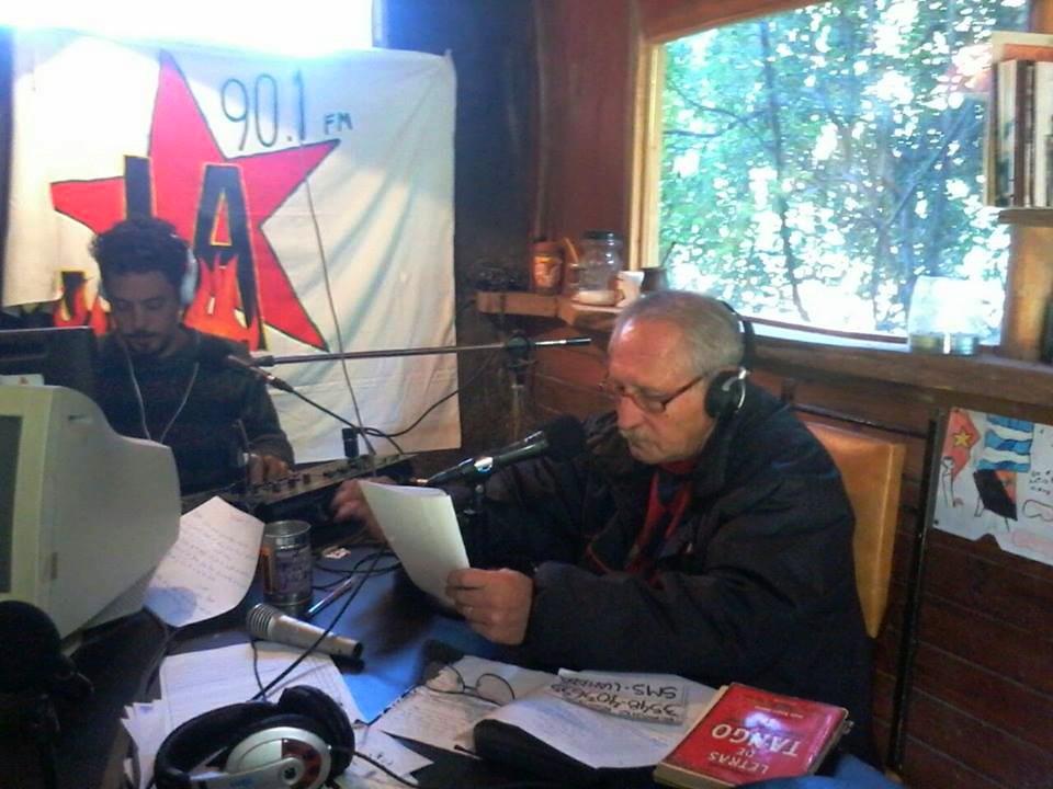 Estudios Radio Roja FM 90.1