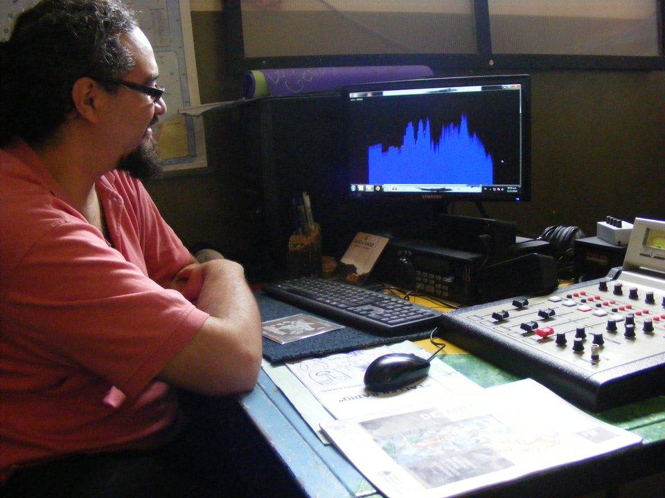 Fernando Teruel coordina la radio