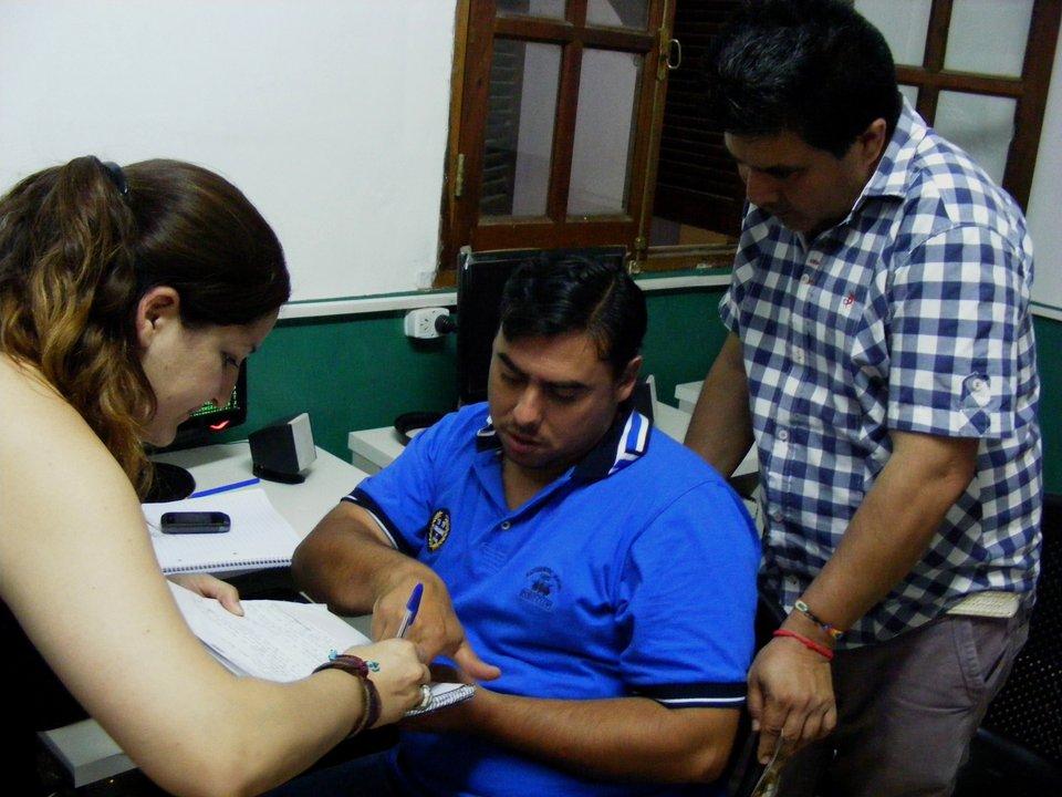 Curso de formación de FARCO