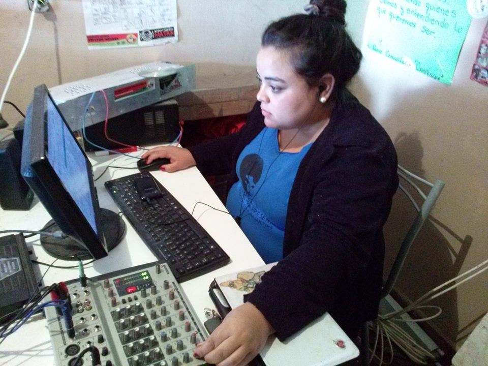Kathy Suárez, Chicoca, operando