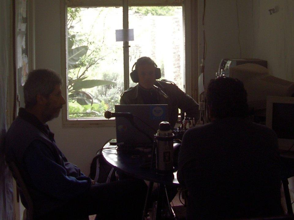 Pablo y David en el programa de la mañana