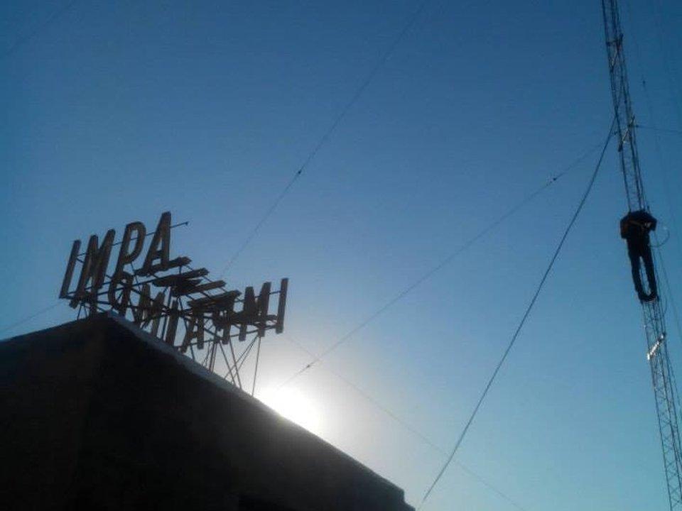 Antena de Radio Semilla