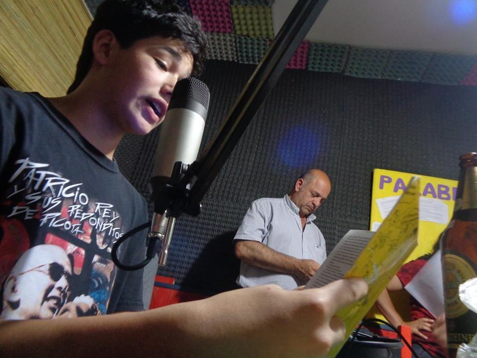 Julián Oviedo y Gustavo Díaz