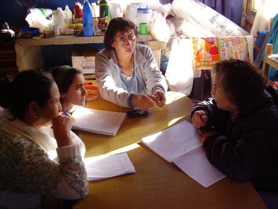 Reunión Mesa Campesina