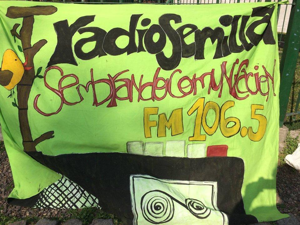 Radio Semilla en las calles