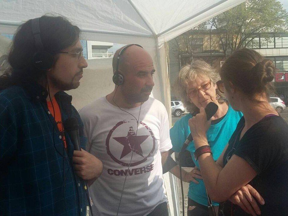 Radio Semilla y La colectiva a diez años de la desaparición de Jorge Julio López