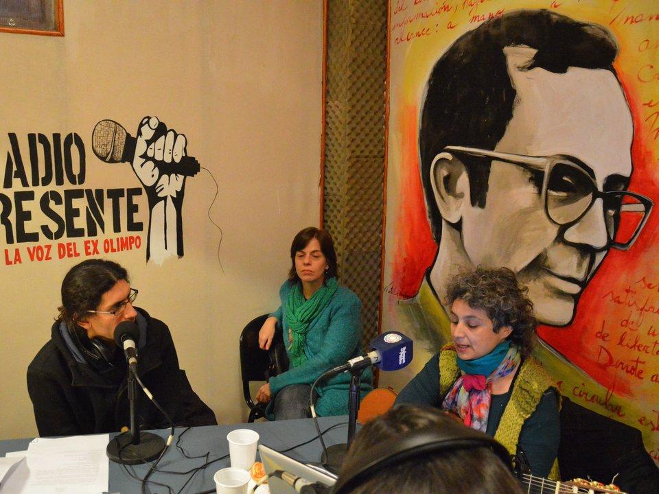 Entrevista a Luciana Jury