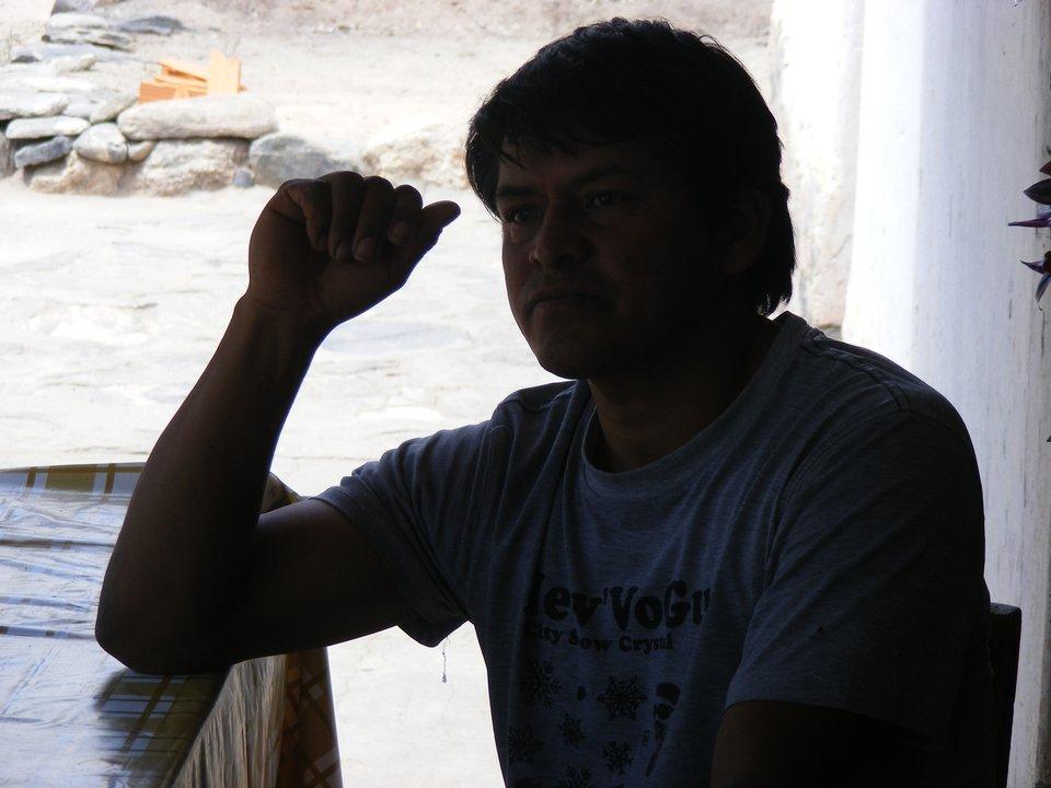 Carlos Yapura