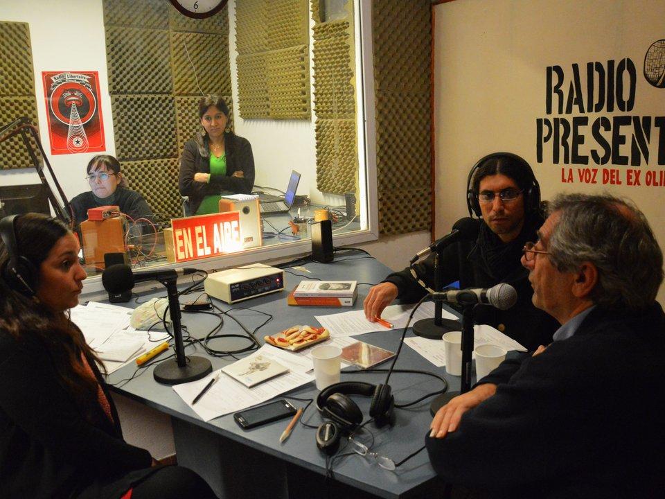Entrevista a Juan Falú en Sencillito y de alpargatas, los miércoles de 18 a 20