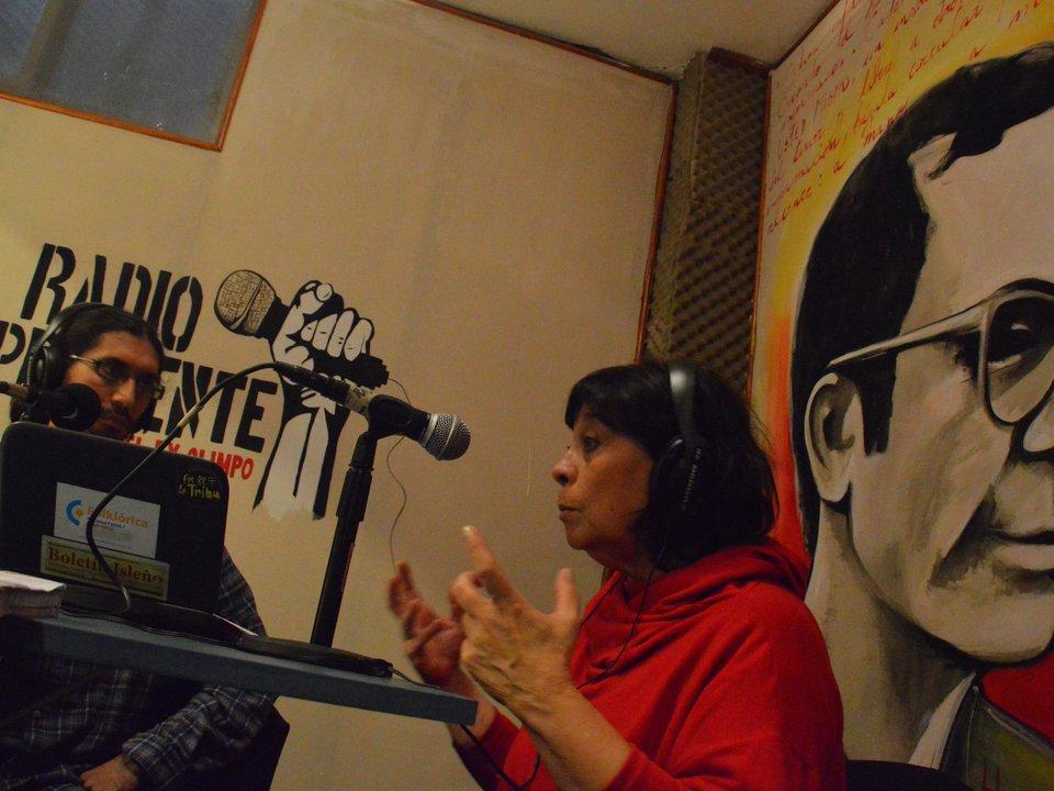 Entrevista a Liliana Herrero