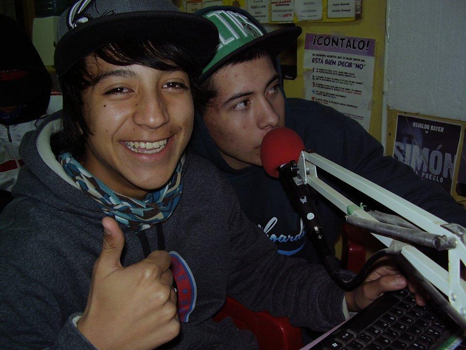 Germán García y David Sepulveda