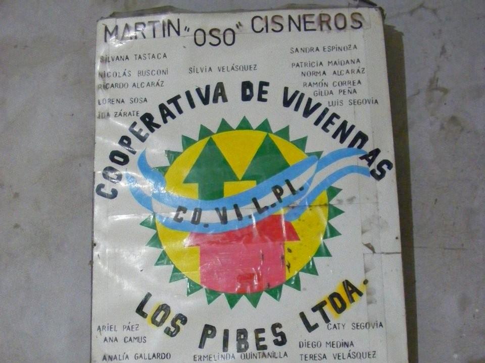 Cooperativa de Viviendas Los Pibes