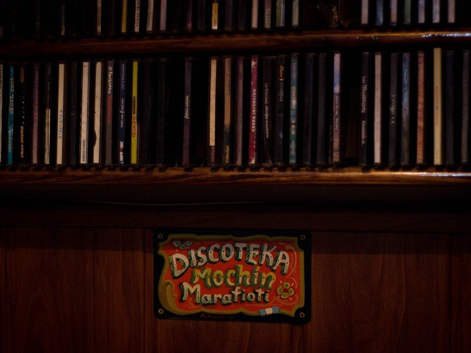 Discoteca Mochín Marafioti