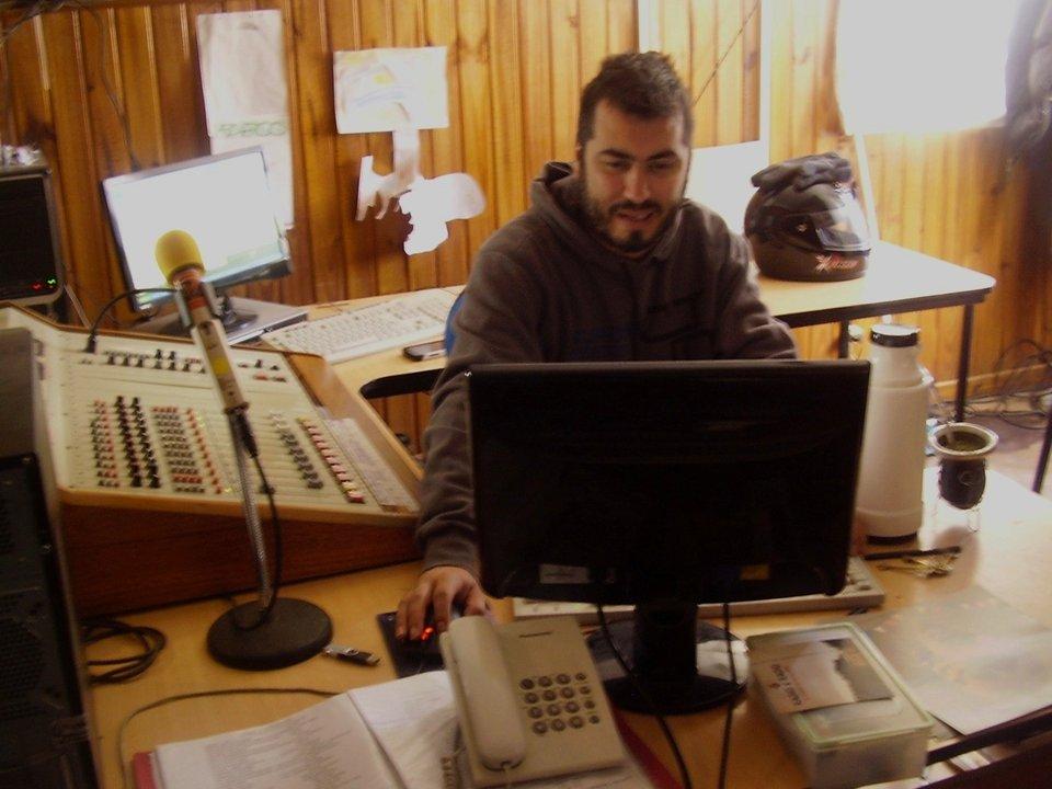 Mauro Torres, operador