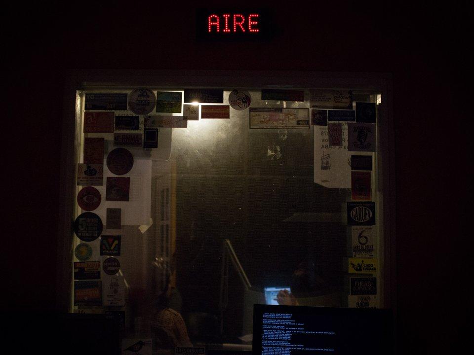 Estudios Radio Sur
