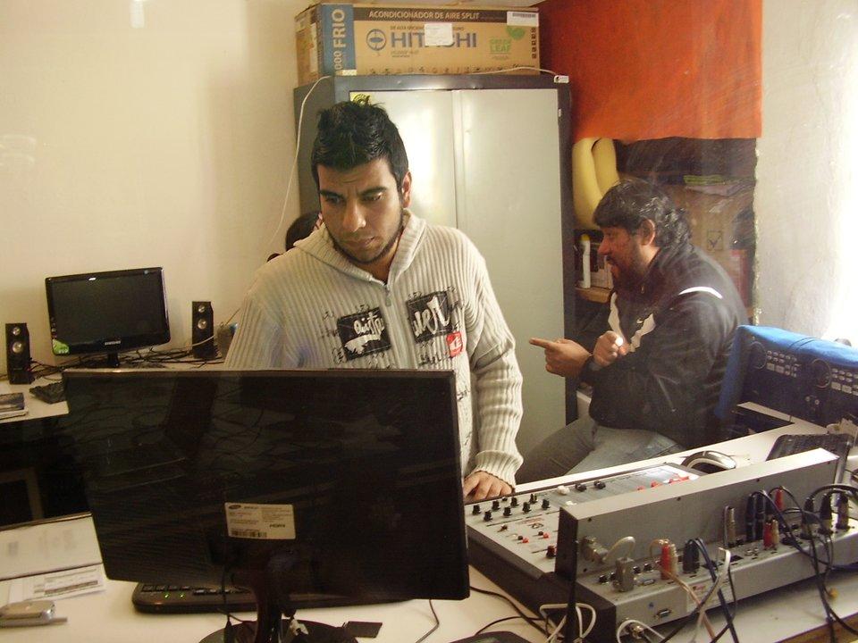 Maicol y Gustavo