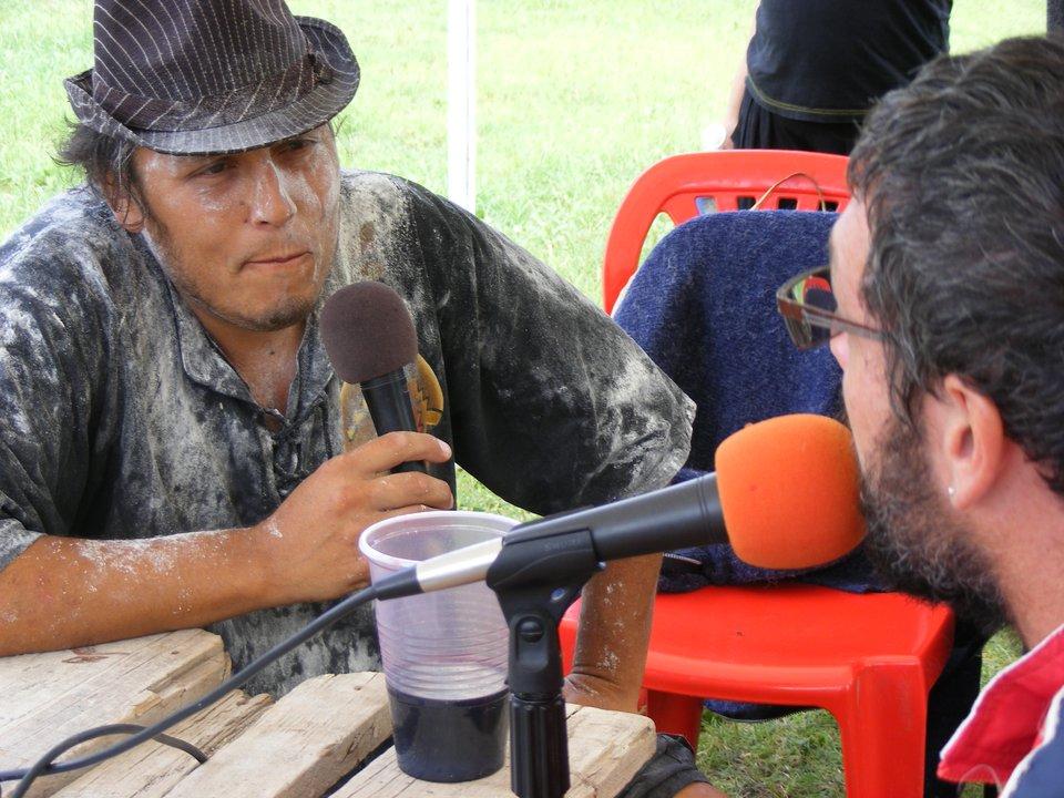 Entrevista a Diego Frescura