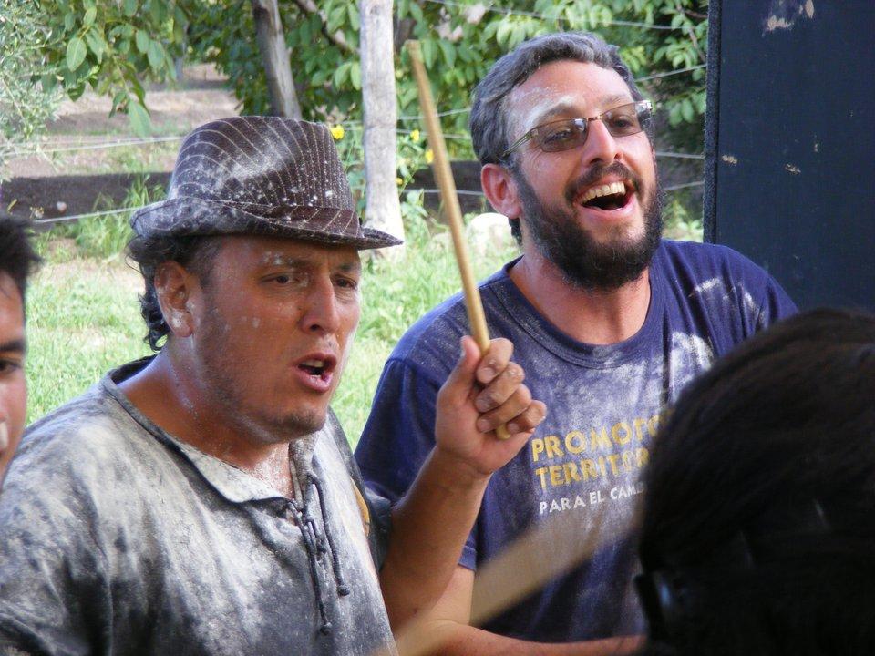 Diego Frescura y Alejandro Salvatto