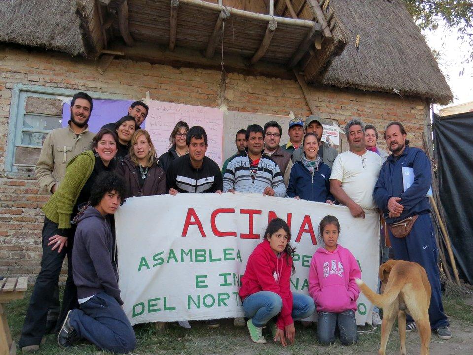 Asamblea Campesina Indigena del Norte Argentino
