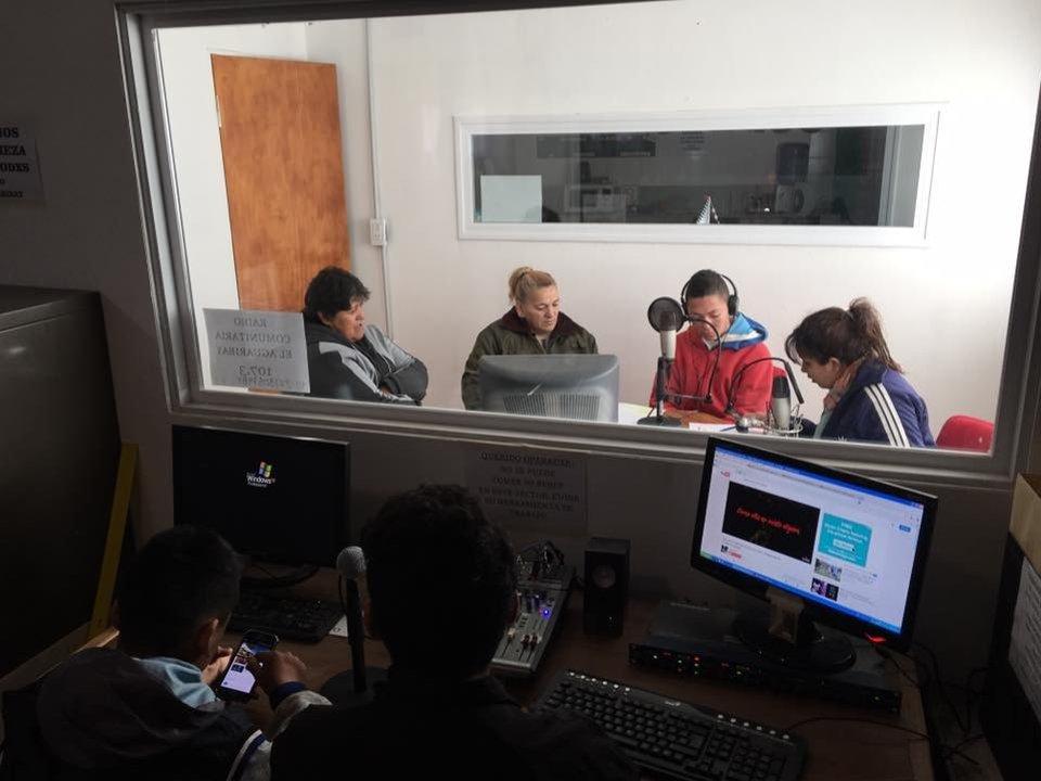 Estudios de El Aguaribay