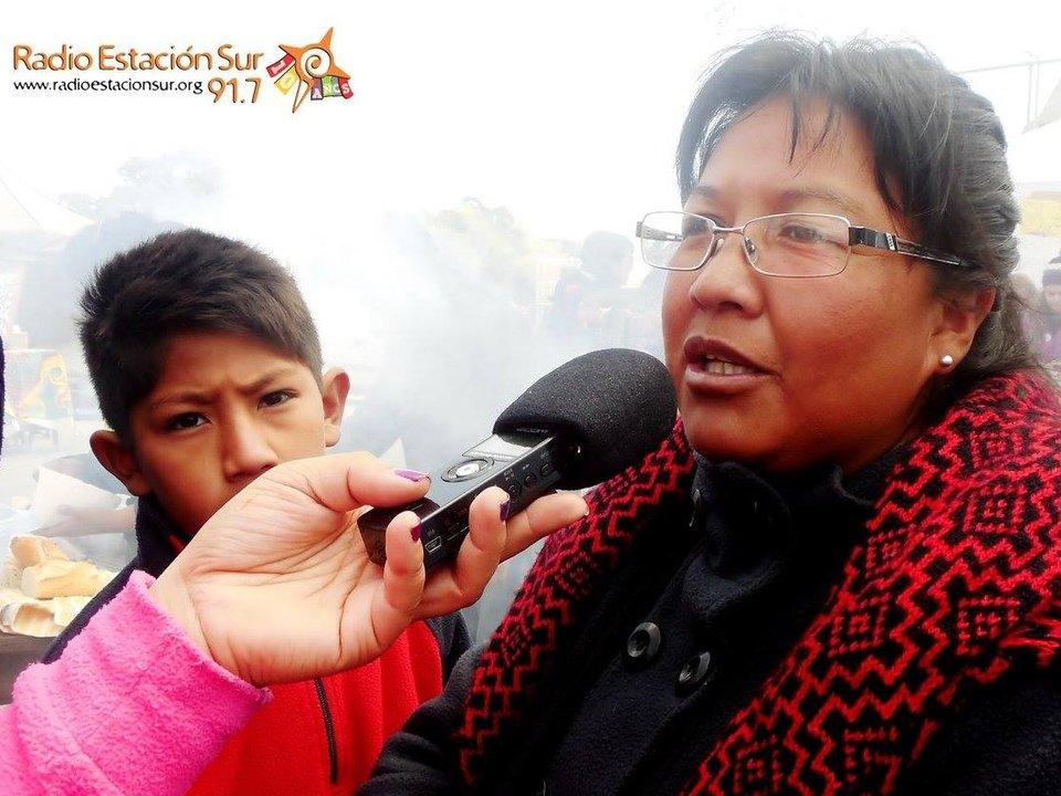Cobertura Encuentro Nacional de Mujeres