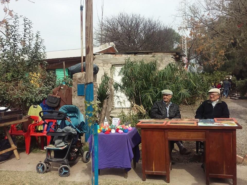 Feria en Radio Pueblo