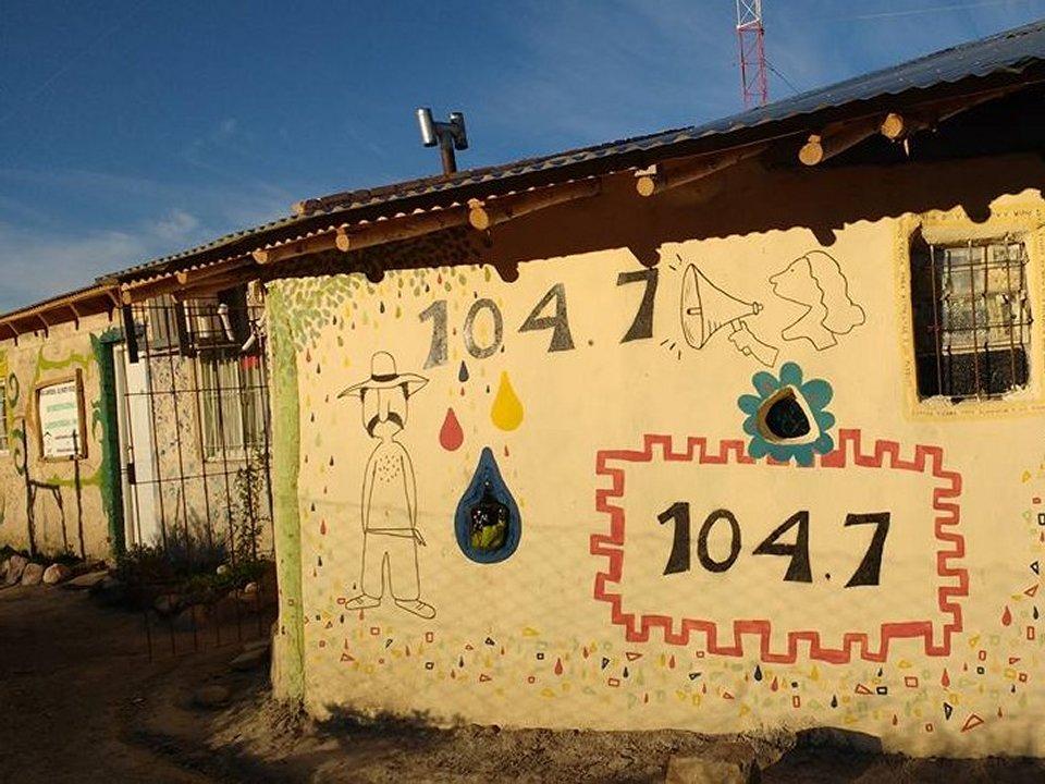 Mural La Arriera