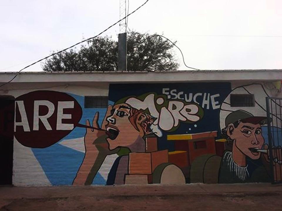 Radio comunitaria de Cruz del Eje