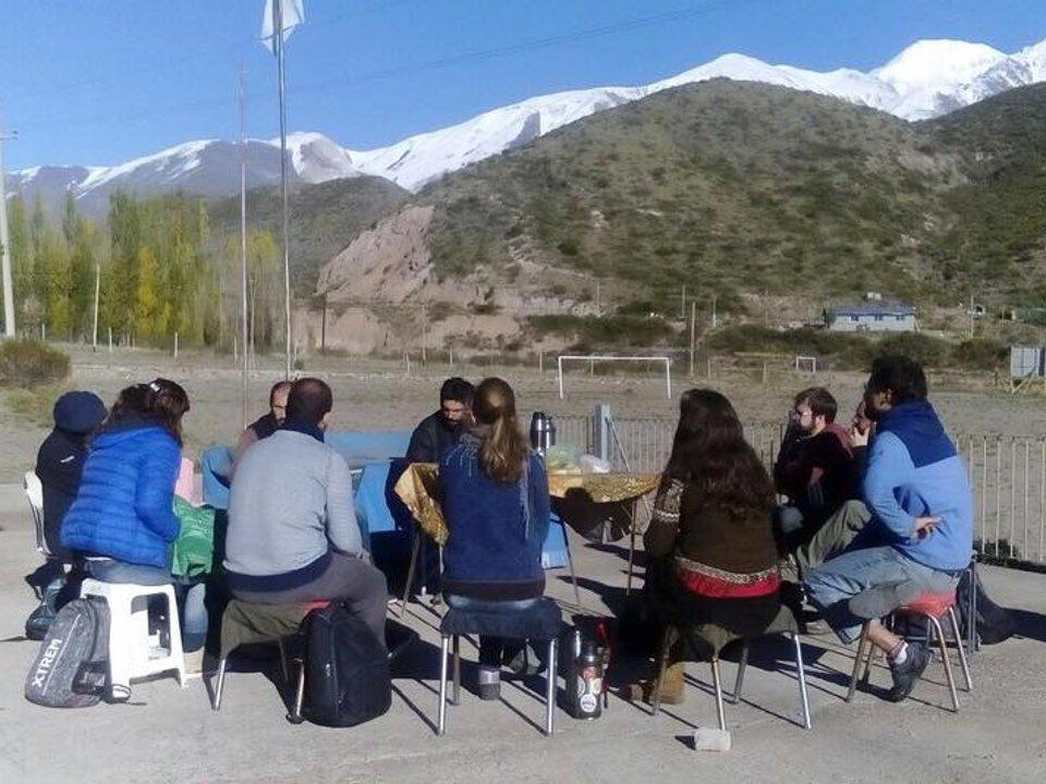 Reunión del Colectivo de Medios Comunitarios de Cuyo