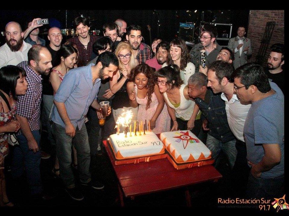 Festejando 10 años