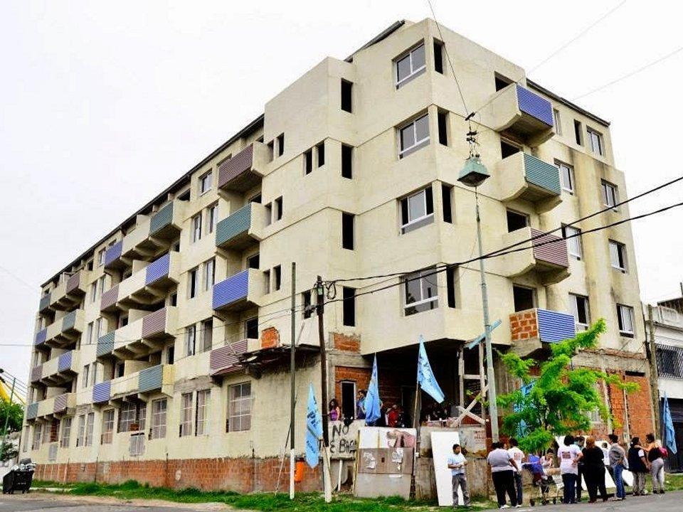 La cooperativa estrenó 33 viviendas